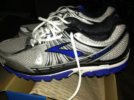 My new Brooks Beasts