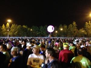 See? Lots of people