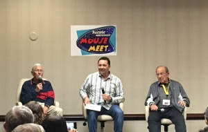 Bob Gurr, Don Morin, and Marty Sklar