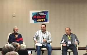 Bob Gurr, Don Morin, and Marty Sklar